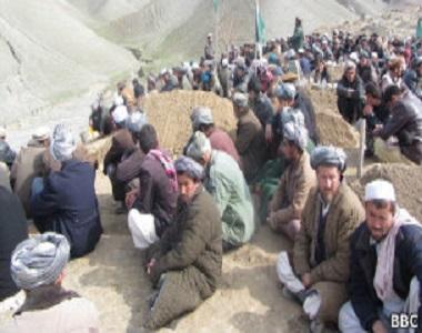 Afghani citizens