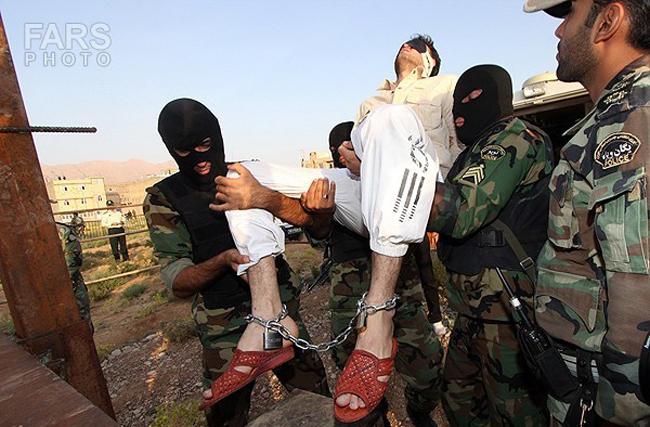 Isis Frauen Hinrichtung