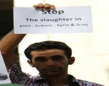 Omid Alishenas still under detention