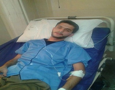Afshin Sohrabzadeh in a Dangerous Health Condition in Minab Prison
