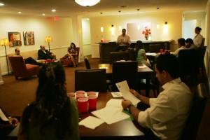 HRAI's efforts to establish a branch in U.S.A. 2010