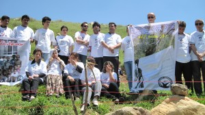 In the memory of Farzad Kamangar, Iraqi Kurdistan