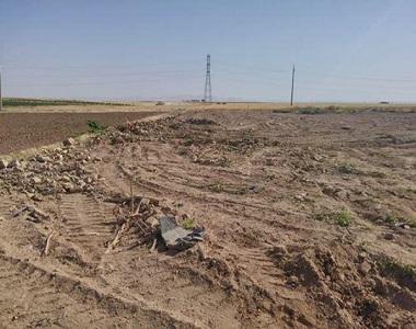 Security Forces Destroy Bahai Cemetery in Qorveh, Arresting 1 Bahai